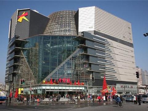 上海大悦城旅游景点图片
