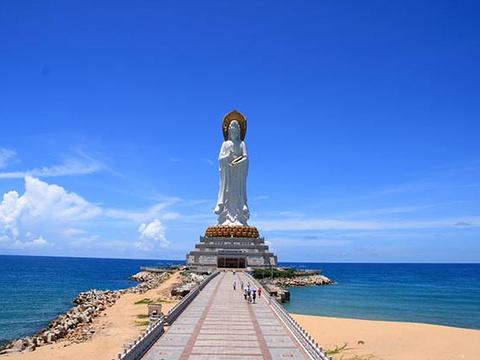 南山文化旅游区旅游景点图片