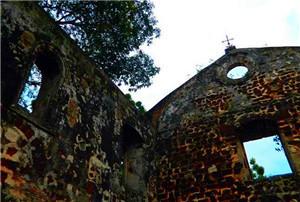 圣地亚哥古城门