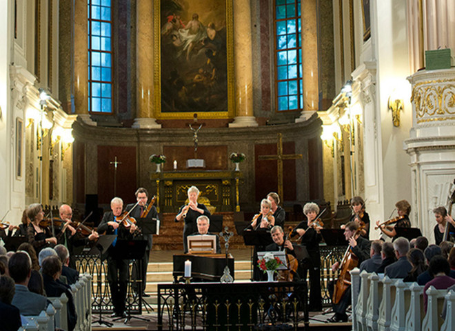 巴赫音乐节(Bach Fest)
