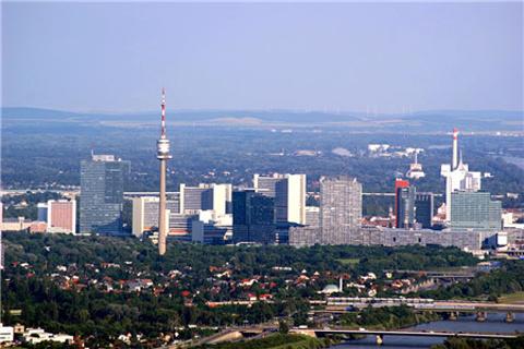 多瑙岛的图片