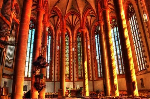 圣灵大教堂