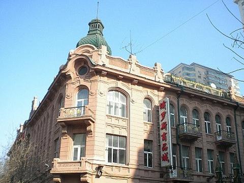 俄罗斯商品城(中央大道一店)旅游景点图片