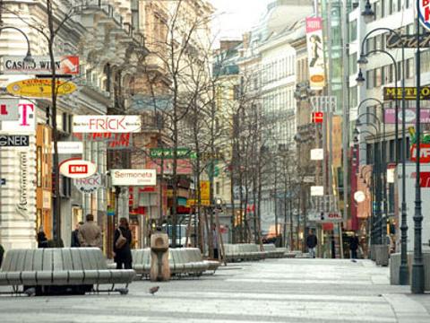 克恩滕大街旅游景点图片