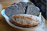 裸麦粗面包Pumpernickel