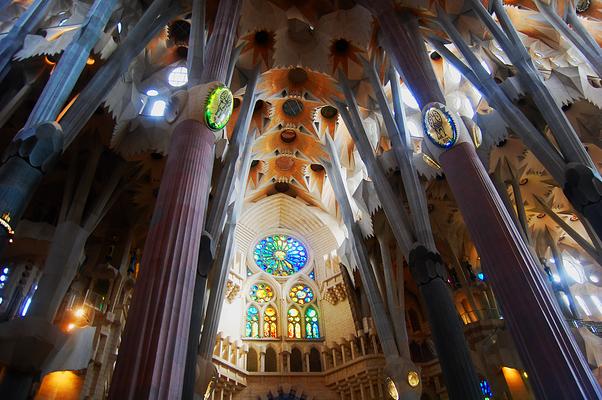 圣家族大教堂旅游图片