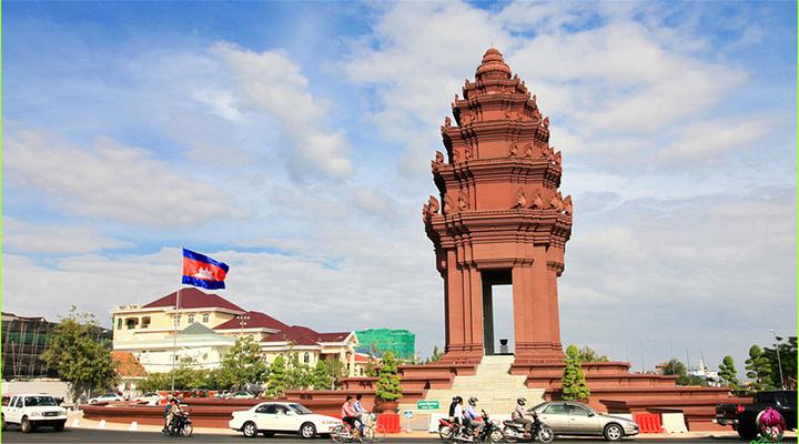 独立纪念碑旅游图片