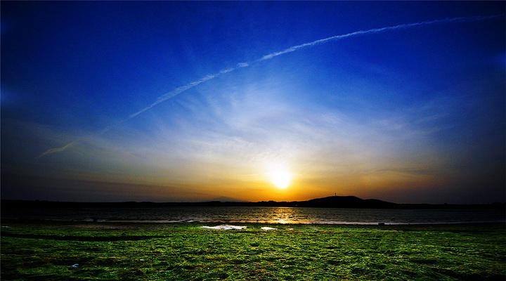 济州日出旅游图片
