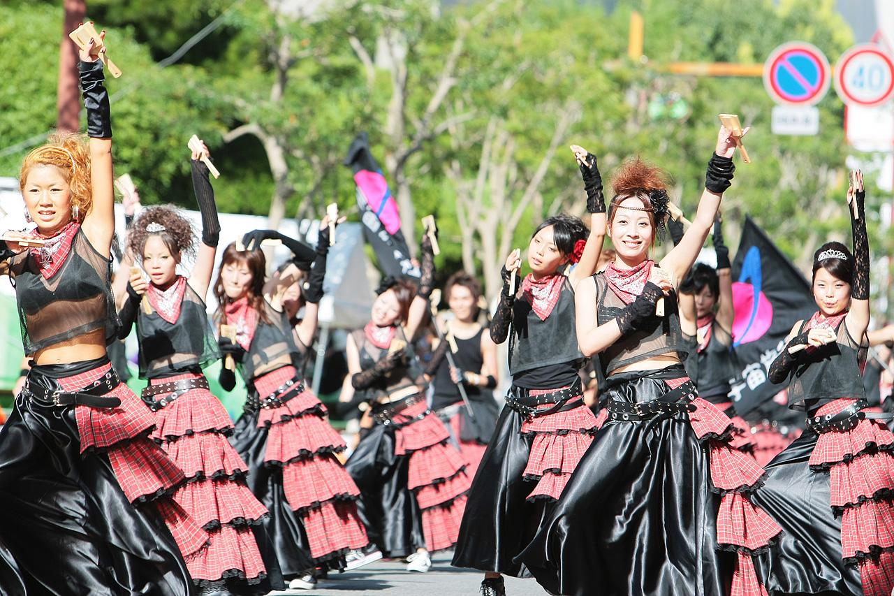 YOSAKOI索朗祭