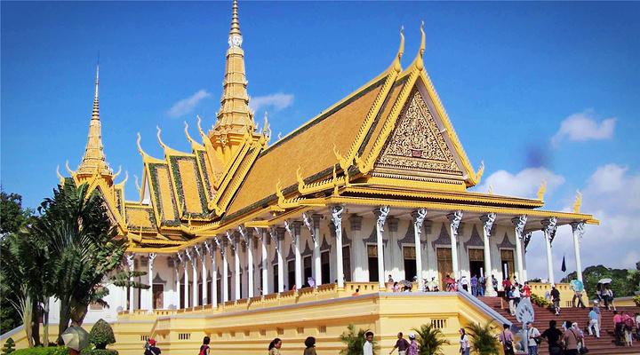 金银阁寺旅游图片