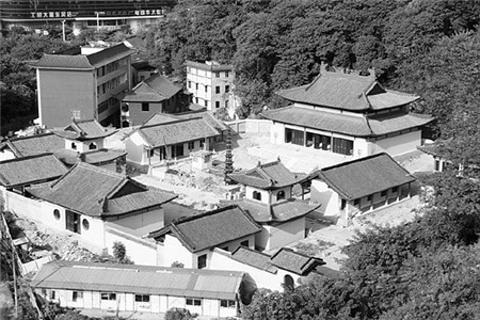 灵泉寺的图片
