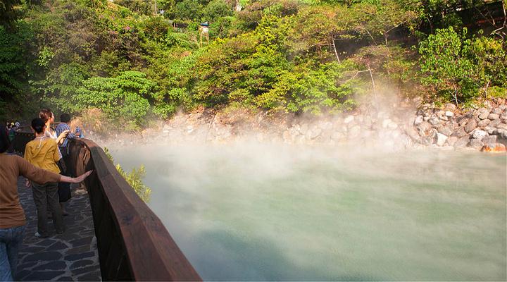 北投温泉旅游图片