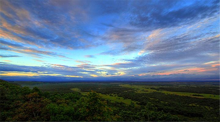 钏路湿原旅游图片