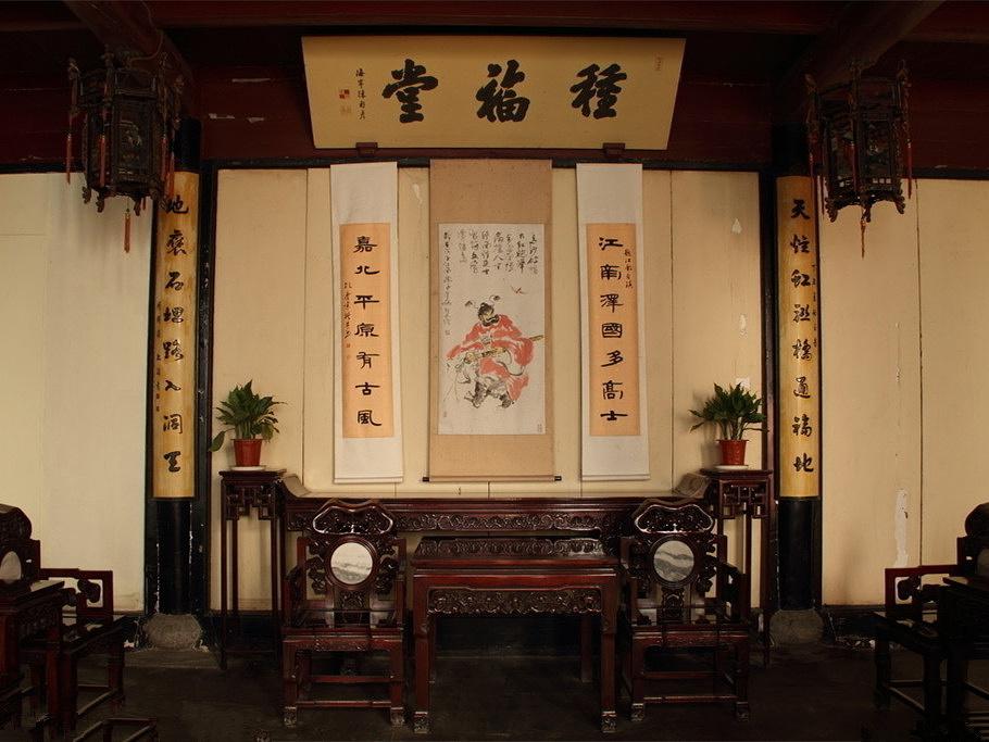 西塘旅游导图