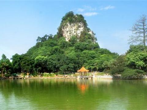 立鱼峰旅游景点图片