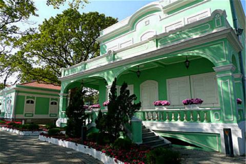 龙环葡韵住宅式博物馆的图片
