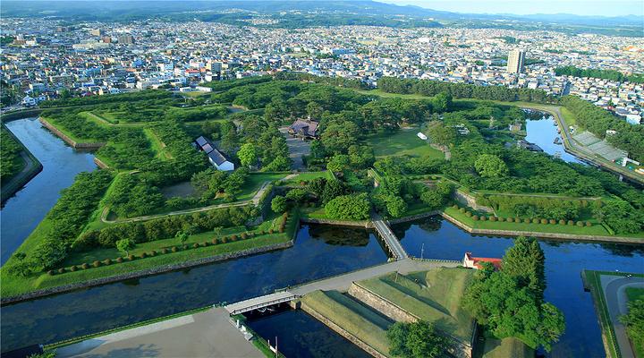 五棱郭公园旅游图片