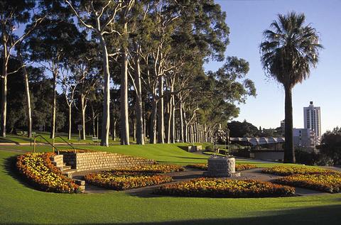 国王公园&植物园