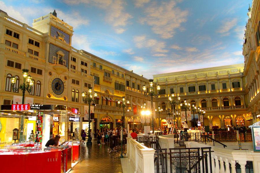 大运河购物中心