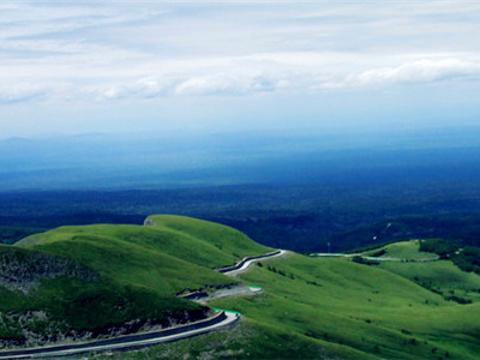 长白山北坡旅游景点图片