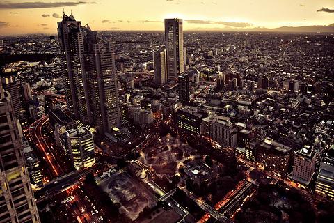 东京旅游景点图片