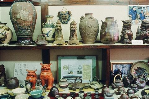 壶屋烧物博物馆