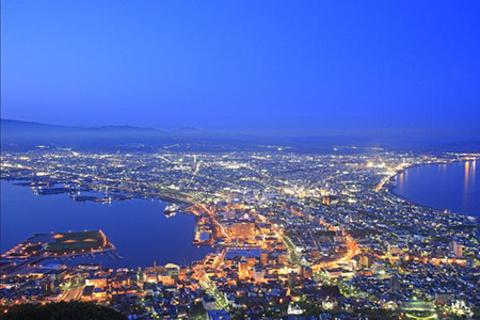 函馆旅游景点图片