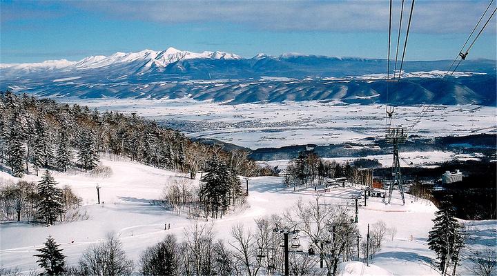 冬之富良野旅游图片