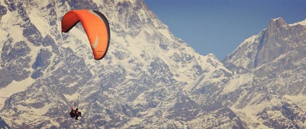 滑翔伞公司