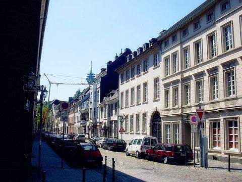 杜塞尔多夫旅游图片