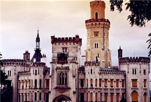 西班牙王城