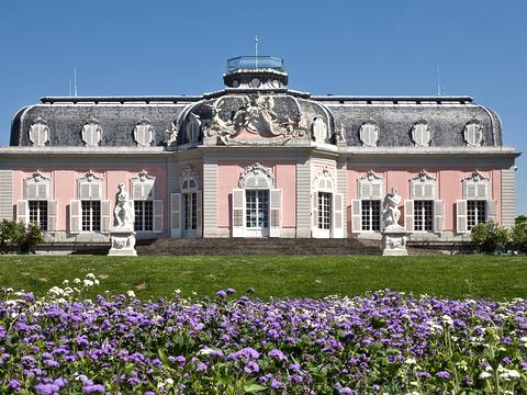 本拉特宫旅游景点图片