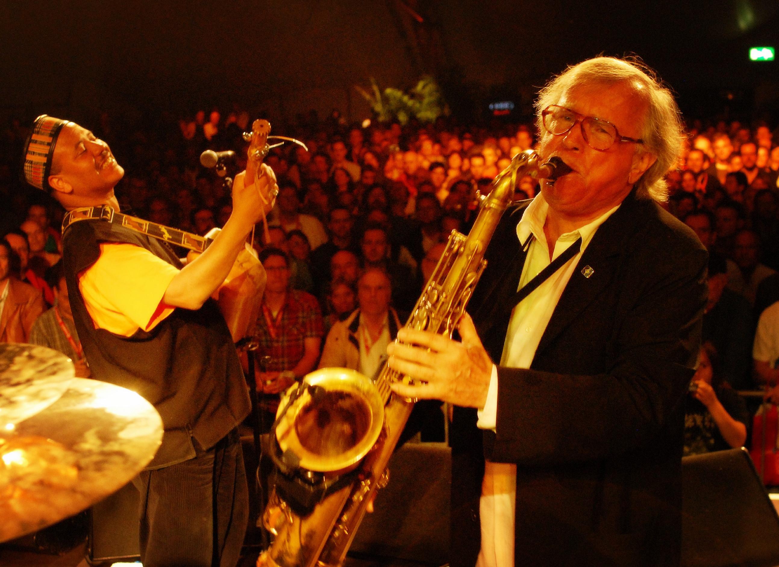 杜塞尔多夫爵士音乐节Jazz-Konzerte Düsseldorf