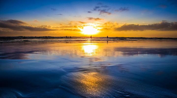 美溪海滩旅游图片