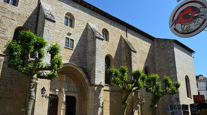 圣让大教堂旅游图片