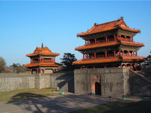 清福陵旅游景点图片