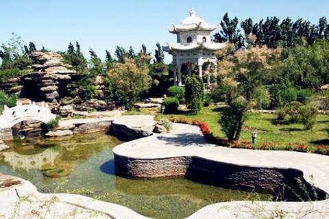 银川植物园