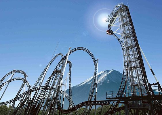 富士急游乐园旅游图片