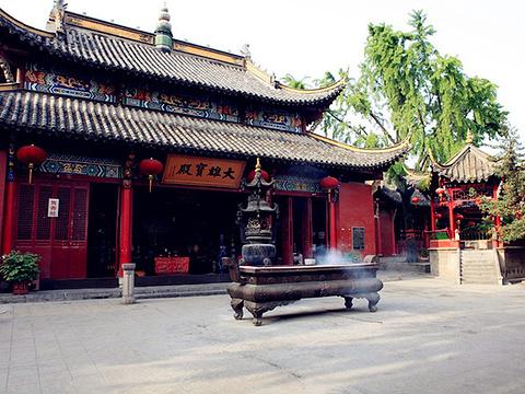 明教寺旅游景点图片