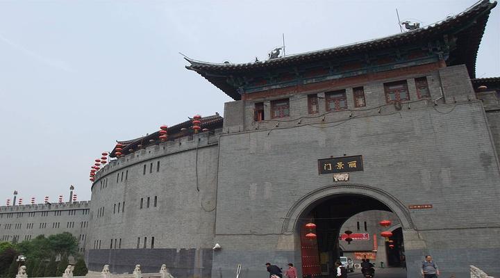 丽景门旅游图片