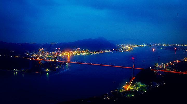 关门海峡旅游图片