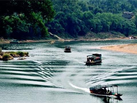 贝江旅游景点图片
