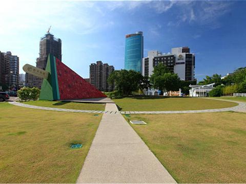 台中经国绿园道旅游景点图片
