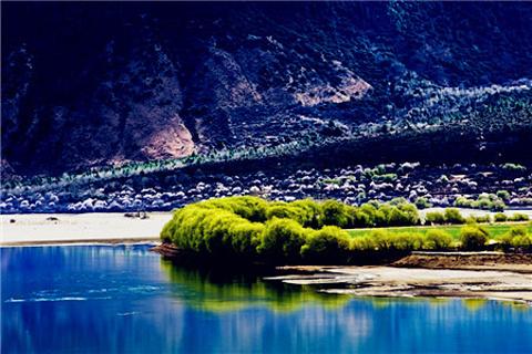 尼洋河的图片