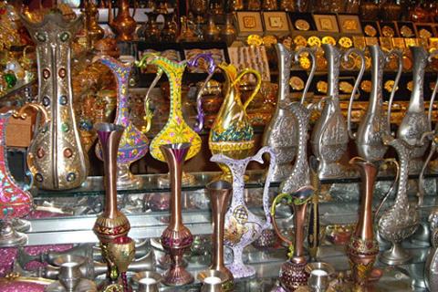 喀纳斯旅游购物广场