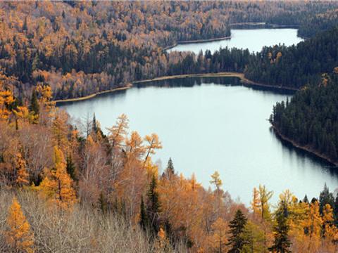双湖旅游景点图片