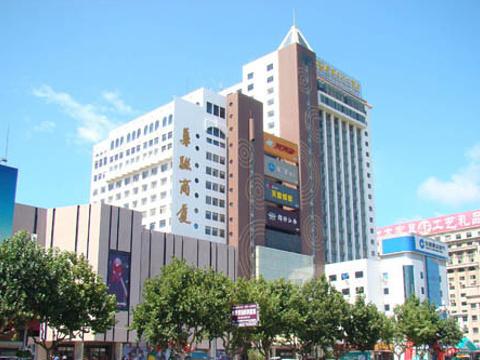华联商厦旅游景点图片
