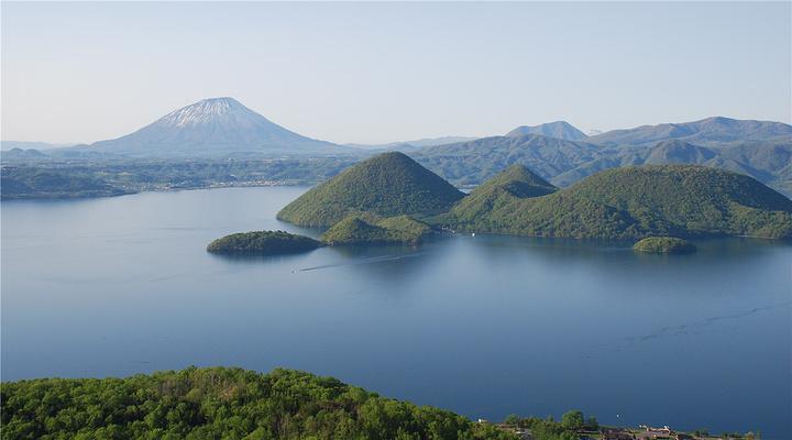 洞爷湖中岛旅游图片