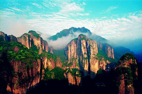 灵峰旅游图片