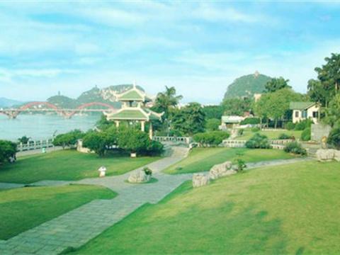 江滨公园旅游景点图片